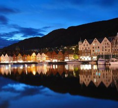 Central location in the heart of historic Bergen 2