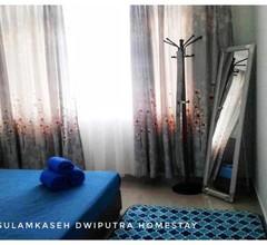 SulamKaseh Dwiputra Homestay Putrajaya With 4 Units AC, 3 Baths, WiFi & Pool View 1