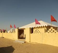 Sunny Desert Camp 2