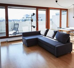 Stylisches Penthouse in Karlsruhe -Durlach 2