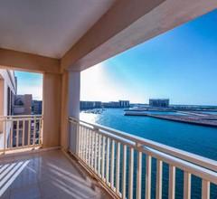 Stunning Sea View Apartments Mina Al Arab 2