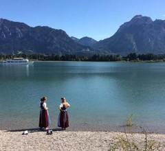 Ferienwohnung Alpenblick in Hopferau - Fuessen 2