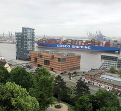 Ferienwohnung Hamburg Hafenblick 2