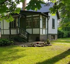 Mini-house with garden in Jurmala 1