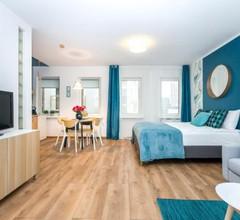 """""""Apartment im Zentrum von Posen mit Internet- Aufzug- Parkplatz- Balkon"""" 2"""