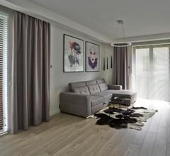 Apartament Baltica z ogródkiem - w ustronnym miejscu tuż przy plaży 1