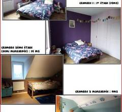 Maison 3 Chambres/ terasse 1