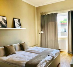 Cube Apartments Hamburg 1