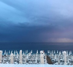 eze bord de mer terrasse plage a 6 min 2