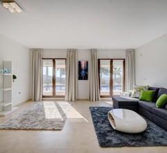 A Beautiful Modern Two Bedroom Villa 1