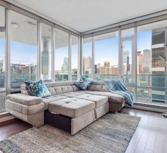Simply Comfort. BMO Centre and Downtown Apartments 1
