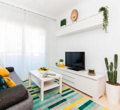 Green Cactus cosy Loft, Wifi & Gym 1