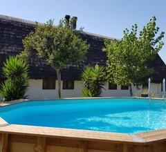 Barraca típica del Delta, con piscina, jardín y barbacoa 2