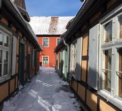 Klosterhäuschen in Stralsund 1
