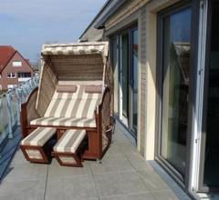 Penthouse Sundowner, Am Alten Deich 14 (Parkplatz 34) 2