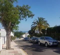 Rooftop Villa - chalet en Cabo Pino con vistas al mar, jardines y piscina 2