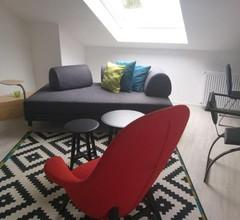Moderne Wohnung nahe Frankfurt am Main 2