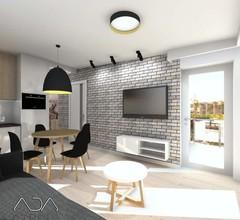 Apartament AMBER - Porta Mare - Słoneczne Tarasy 2