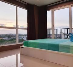 ห้องพักถูกและดี ระยอง(Kardio Residence at me condo) 1