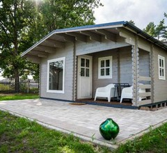 OZO RiverSide wooden cottage in Jurmala 1