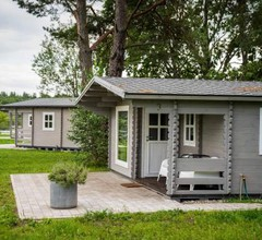 OZO RiverSide wooden cottage in Jurmala 2