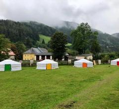 Yurt Village Green 2