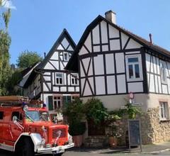 Gästezimmer in Karben (Nähe Frankfurt am Main und Bad Vilbel, 200m bis zur Nidda) in historischer denkmalgeschützter Hofreite 2