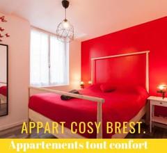 Appart Cosy Brest (les Capucins) 2