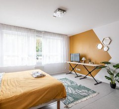 CDG Airport Apartment - Autonomous Check in 24h-24h - Free Wifi - Free Parking 2