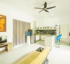 Private 2 bedroom, 2 bathroom pool villa 1