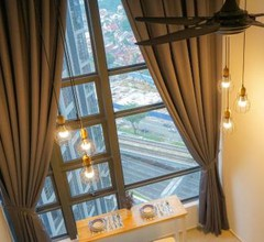 Cozy Modern Loft by De Lux @ EkoCheras, KL 1