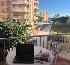 Espectacular apartamento a 50 metros de la playa PAU Casals 77 2