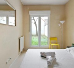 Large flat with terrace and garden in Saint-Ouen, 5 min to Paris - Welkeys 1