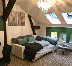 Apartment Zum grünen Hirsch inkl. Parkplatz 2