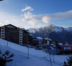 Studio Hauts-de-Nendaz G2 ski in-out 1