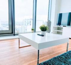 Media City Salford Quays Apartments 1