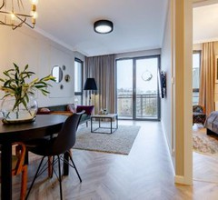 Apartament 53 Długie Ogrody Gdańsk 1