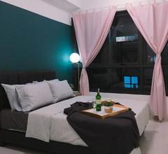 3 Beds Designer Suites Sg Buloh l MRT Link 1