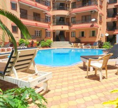 40) Serviced Apartment Calangute/Baga Sleeps 4 2