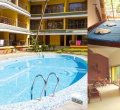 06) Spacious luxurious penthouse apartment sleeps 7 & WiFi 2