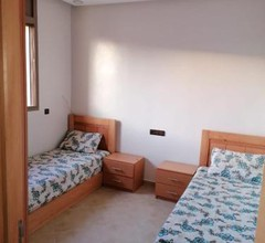 Appartement neuve bien équipée et placée à louer 1
