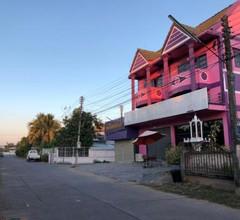 Purple Pastel Homestay Nan 2