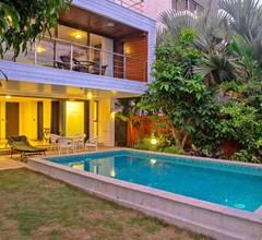 Sea view villa Goa with private pool 2