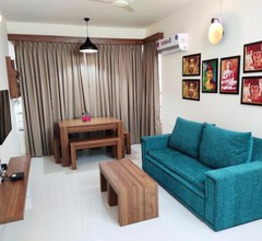 EXHO 4 Sea Esta Holiday Homes, Colva, Goa 2