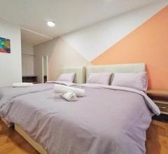 Eminent Suite @ Ekocheras near Bukit Bintang Kuala Lumpur 1