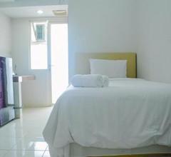 Cozy Studio Apartment at Margonda Residence 4 By Travelio 1