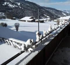 Ferienwohnung Fischer mit grossem Hallenbad in Klosters Haus Fluretta 2