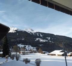 Ferienwohnung Fischer mit grossem Hallenbad in Klosters Haus Fluretta 1