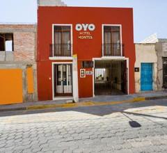 OYO Hotel Montes- a 5 minutos del Centro de Atlixco 1