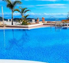 Шикарный апартамент c впечатляющим видом на океан! 2